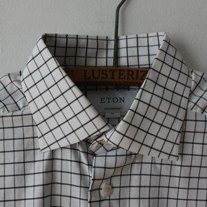 Eton Plaid Shirt